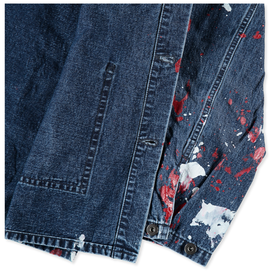 D.N. Coverall 10oz Denim