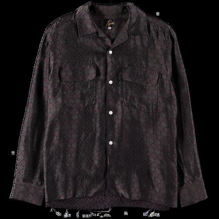 Cut-Off Bottom Classic Shirt