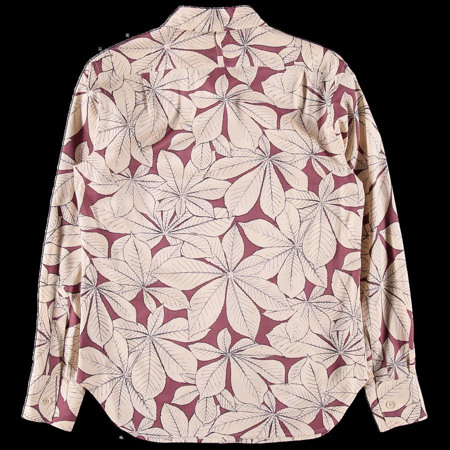 Low Collar Pocket Shirt