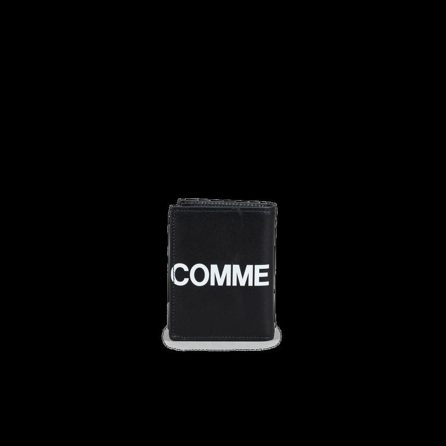 Wallet - Huge Logo Black