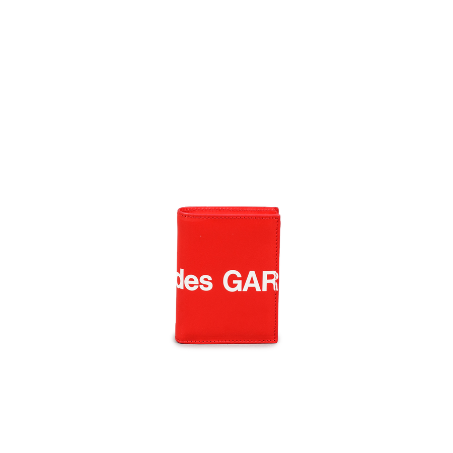 Wallet - Huge Logo Red