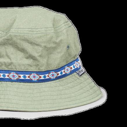 Woven Tape Bucket Hat