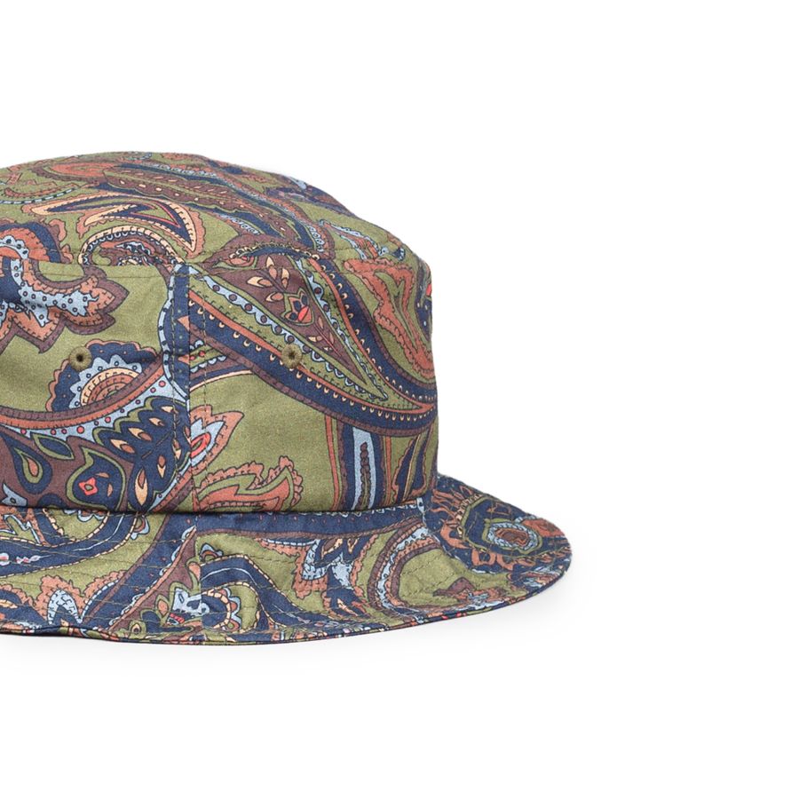 Cypress Paisley Bucket Hat