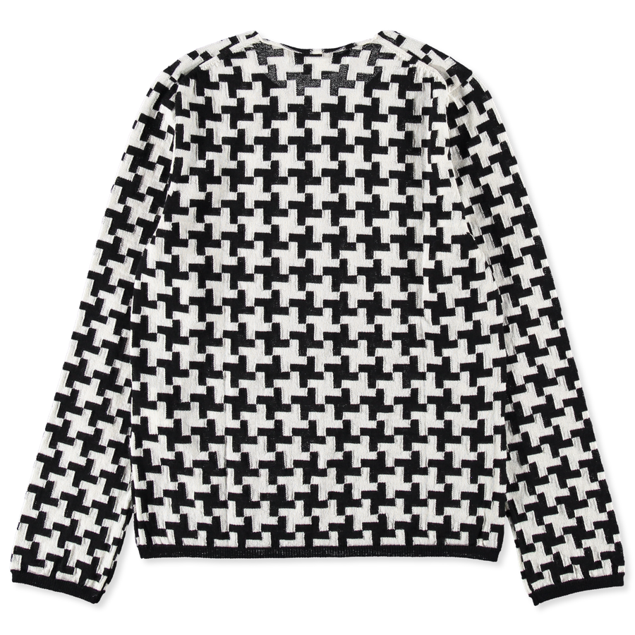 Worsted Yarn Sweater
