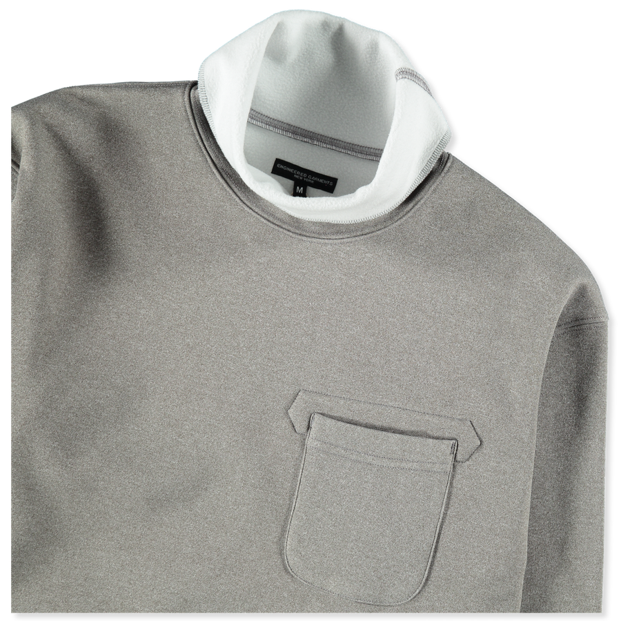 LS Turtleneck Shirt