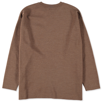 Ultra Smooth Wool Jumper