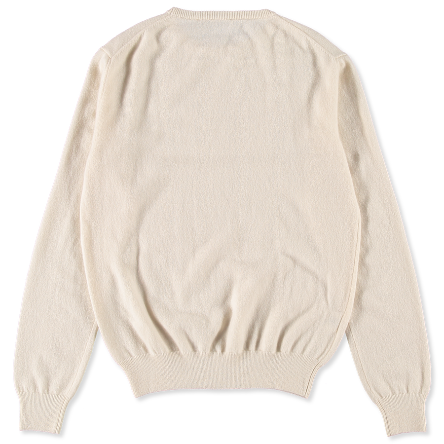 Cashmere 12g CN Sweater Offwhite