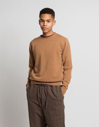 Cashmere 12g CN Sweater Camel