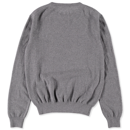Cashmere 12g CN Sweater Grey