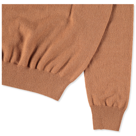 Cashmere 12g CN Sweater Camel