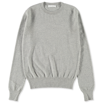 W's Cashmere CN 12g Sweater Greige