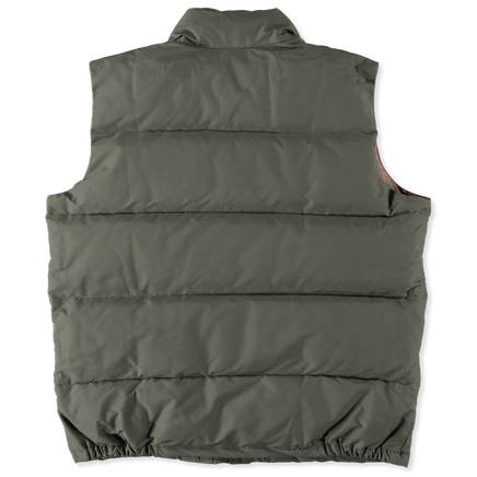 Batten-Down Vest Olive