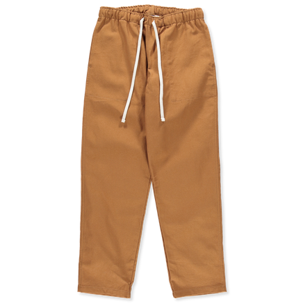 Active Lazy Pants Caramel