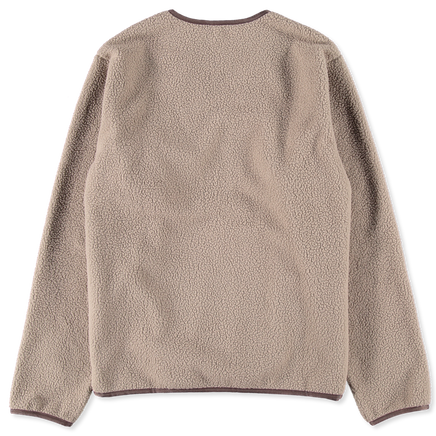 Lodge Cardigan Beige