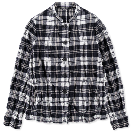 Ecosse Plaid Jacket