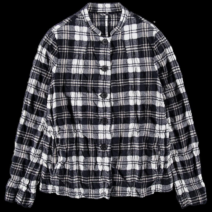 Ecosse Plaid Jacket