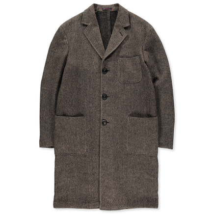 Rigel Wool Coat