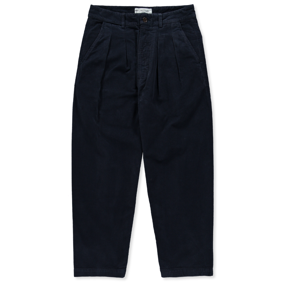 W's Doube Pleat Pants