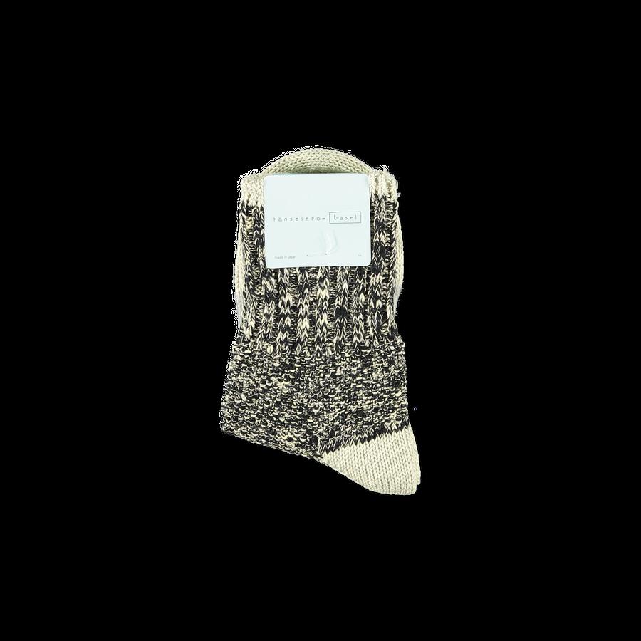 Dapple Crew Sock