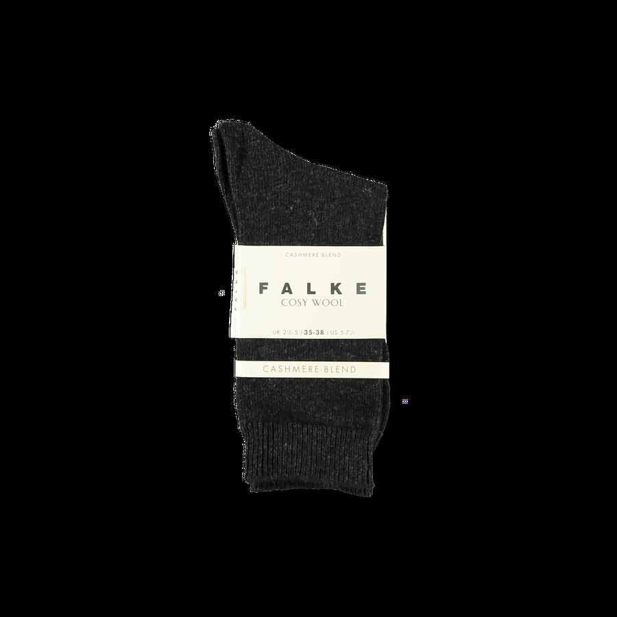 Cosy Wool Sock Grey