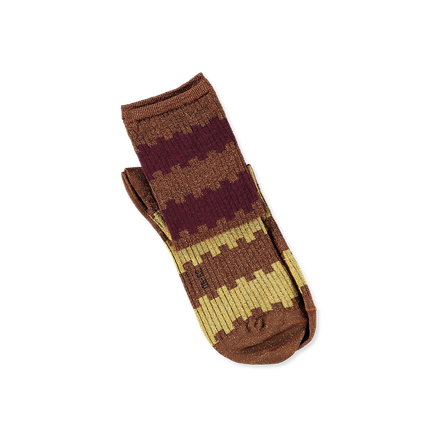 Divination Sock Bronze