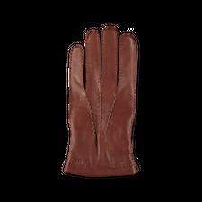Hestra Matthew Grained Leather Glove Brown - Brown