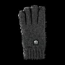 Hestra Basic Wool Glove Grey - Grey