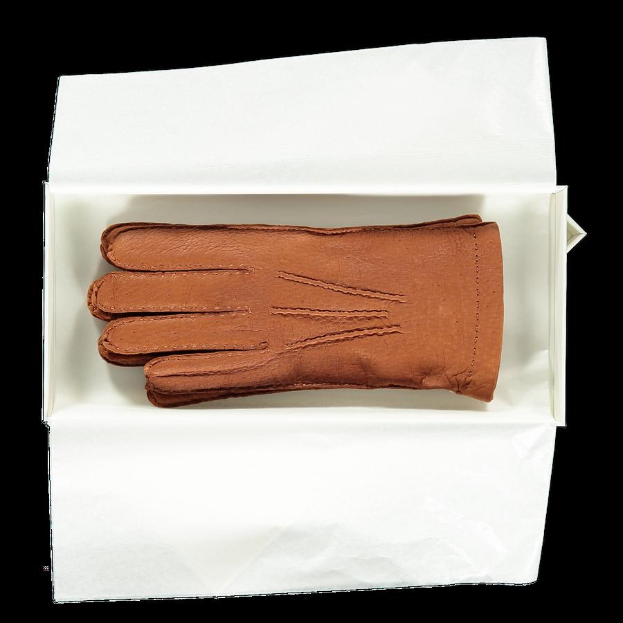 Peccary Handsewn Glove Cork