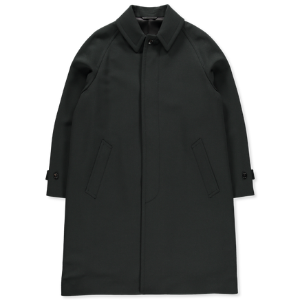 Wool/Nylon Overcoat