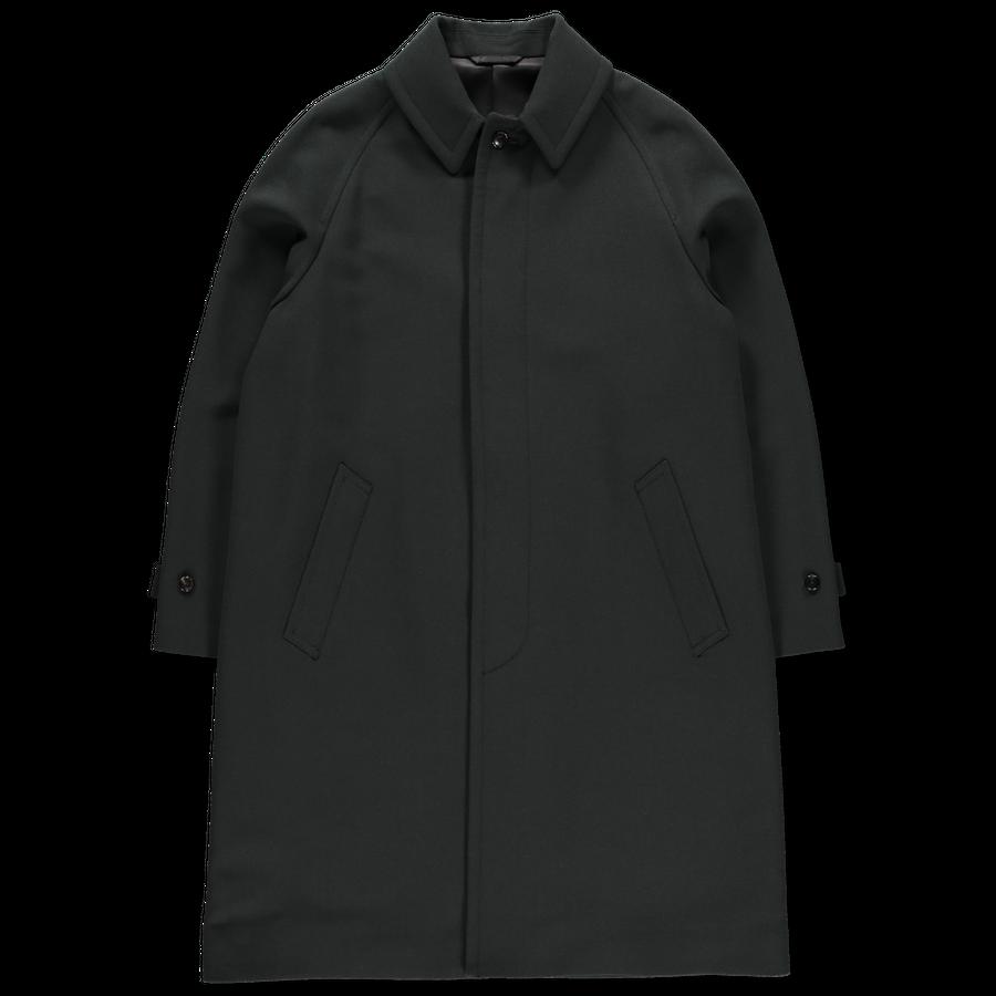 Wool/Nylon Overcoat