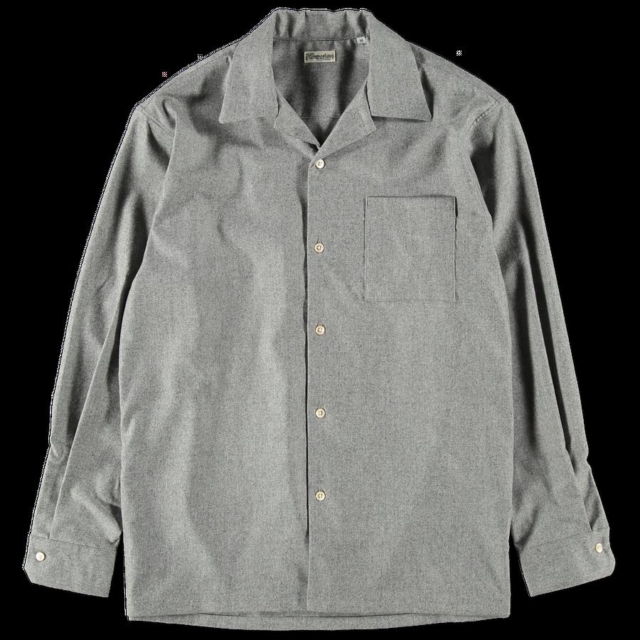 Flannel Overshirt