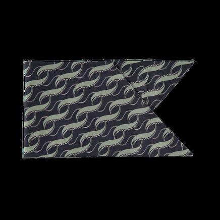 Rayon Deco Print Scarf
