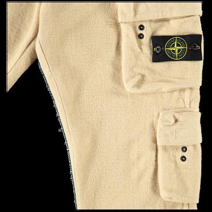 Gauzed Co/Ny Fleece Pant - 711530740 - V0091