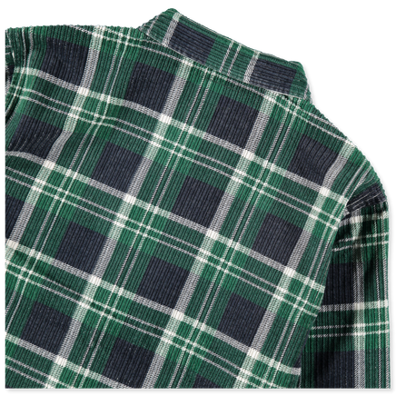 Big Wale Cord Zip Up L/S Shirt