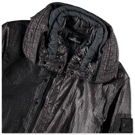 Quilted Fishtail Parka - 711970403 - V0060