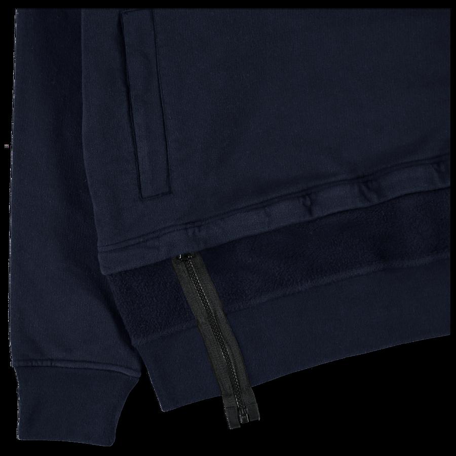 Heavy Fleece Hooded Sweatshirt - 711960206 - V0020