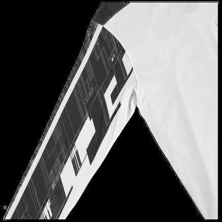 Printed LS Catch Pocket-T - 711920210 - V0099