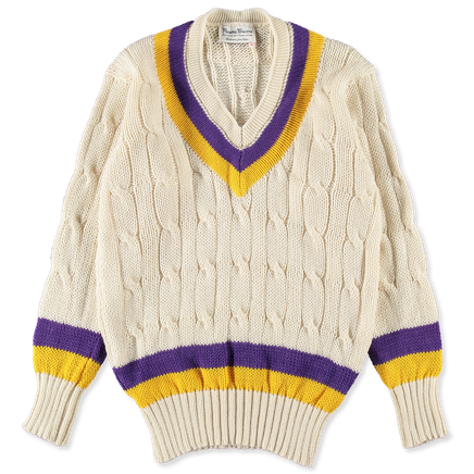 P&Y Cricket Sweater