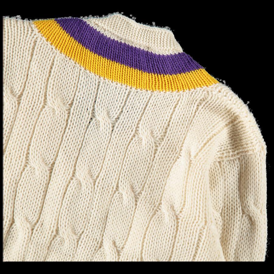 P&Y Cricket Sweater