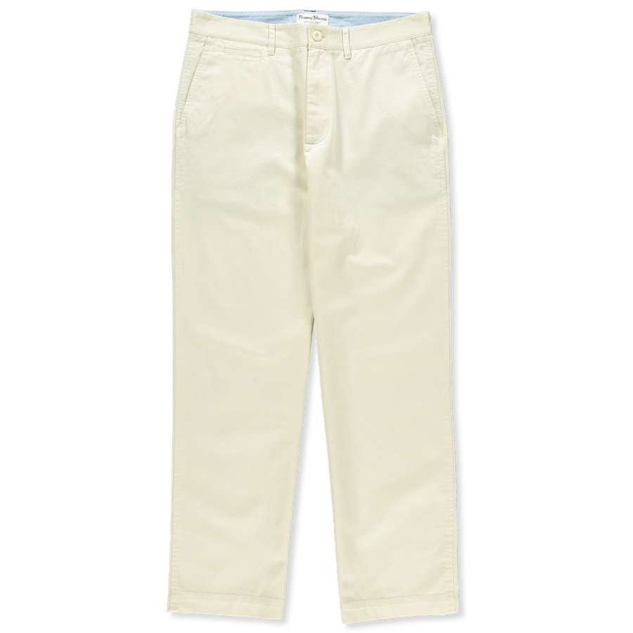Twill Wide Pant