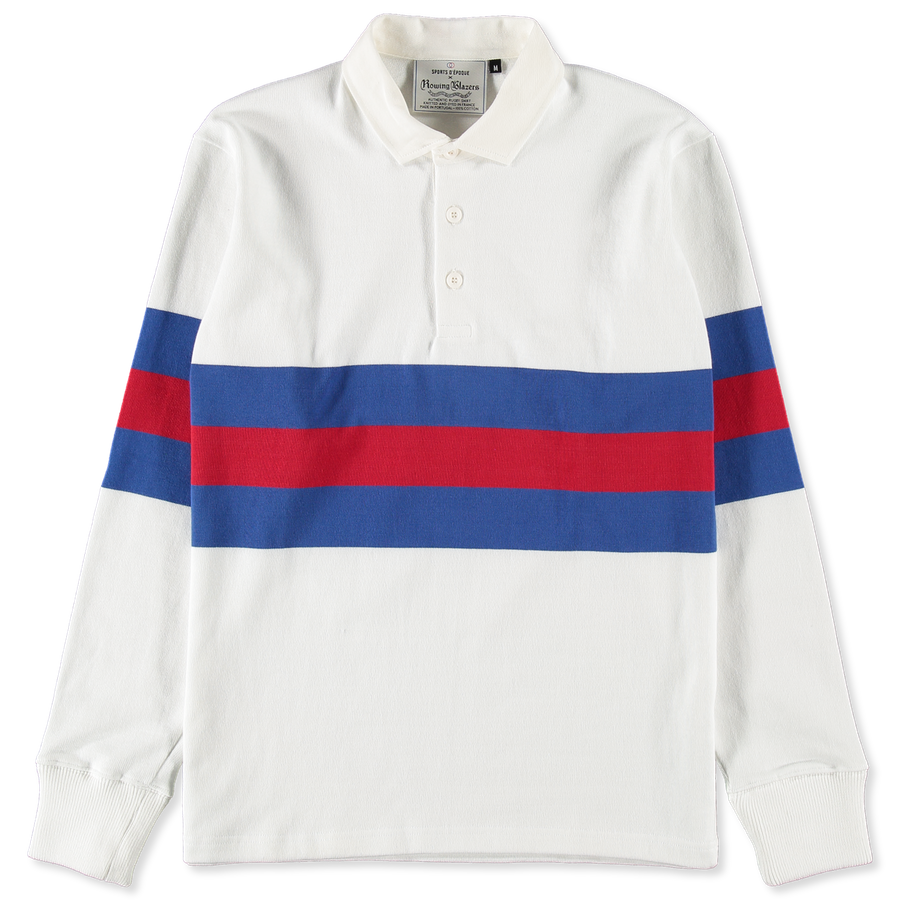70s Stripe Rugby