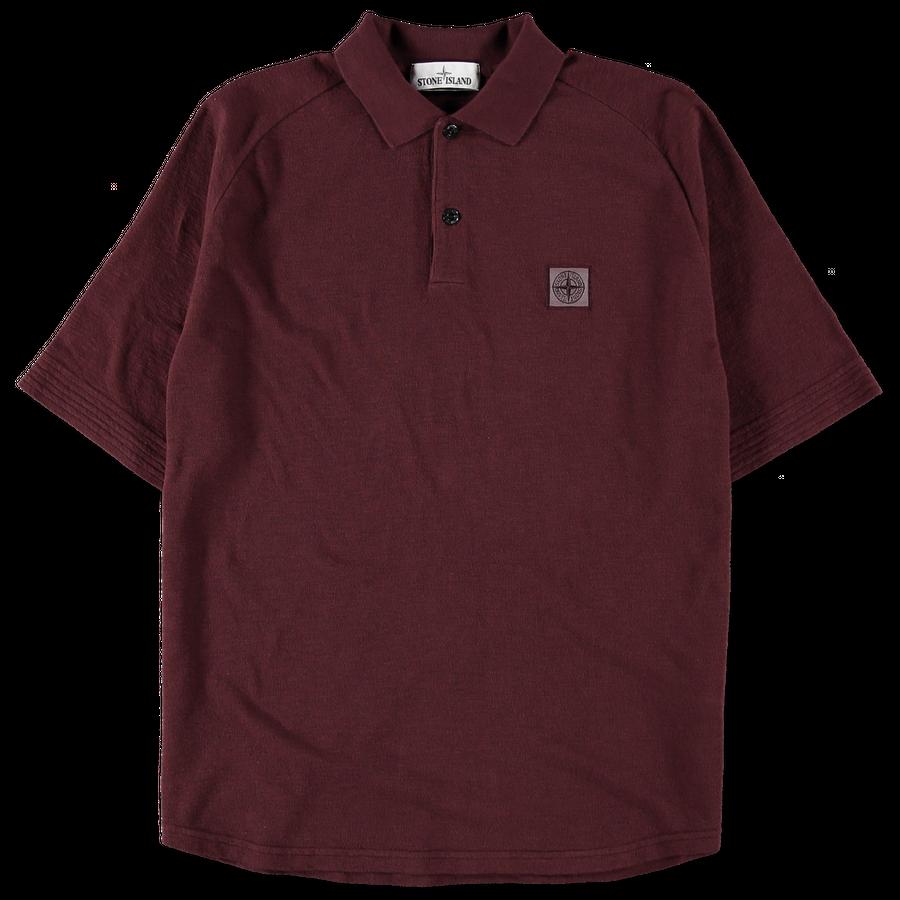 Slub Jersey S/S Polo - 711520911 - V0011