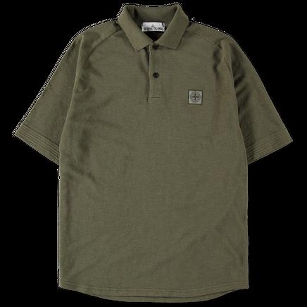 Slub Jersey S/S Polo - 711520911 - V0058