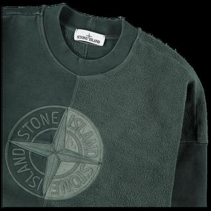 OE Patchwork Sweatshirt - 711563347 - V0157