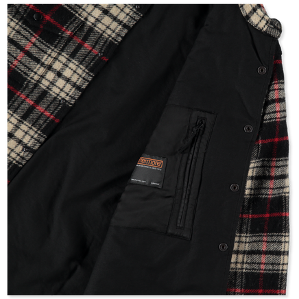 Doppia Check Overshirt