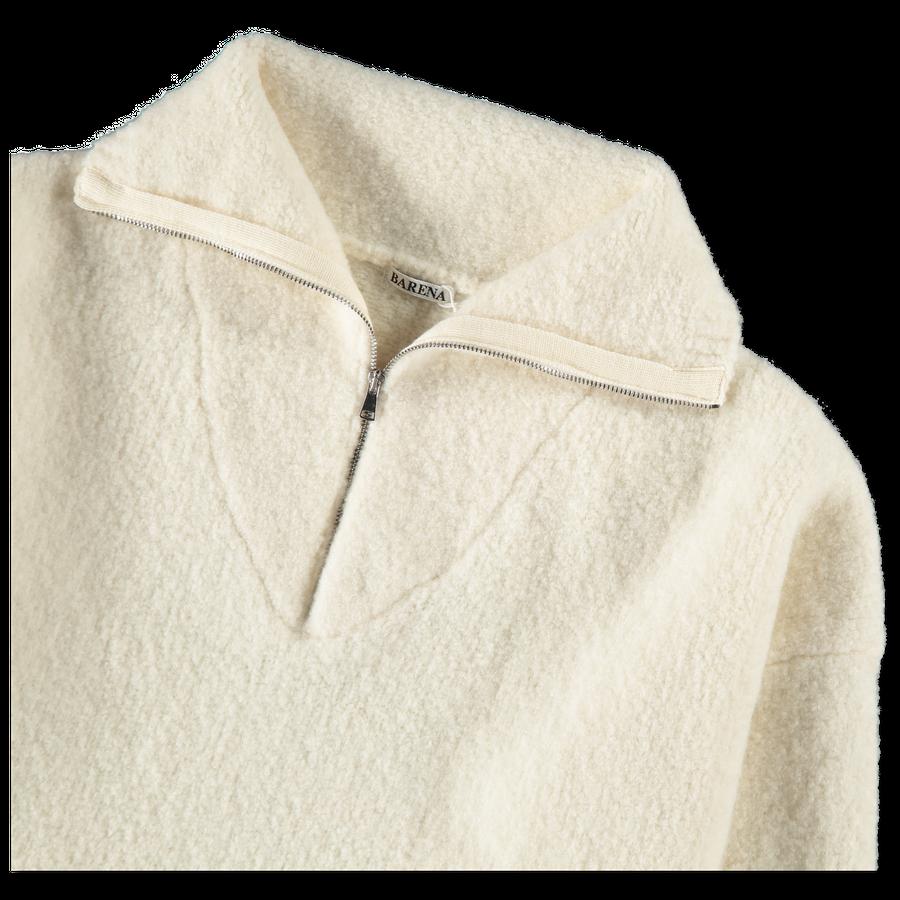 Afra Zip Sweater