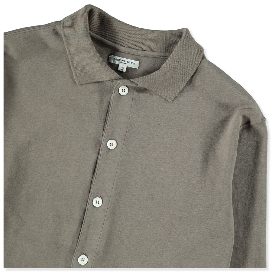 L/S Placket Polo