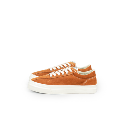 Dellow Suede Trainer Tan