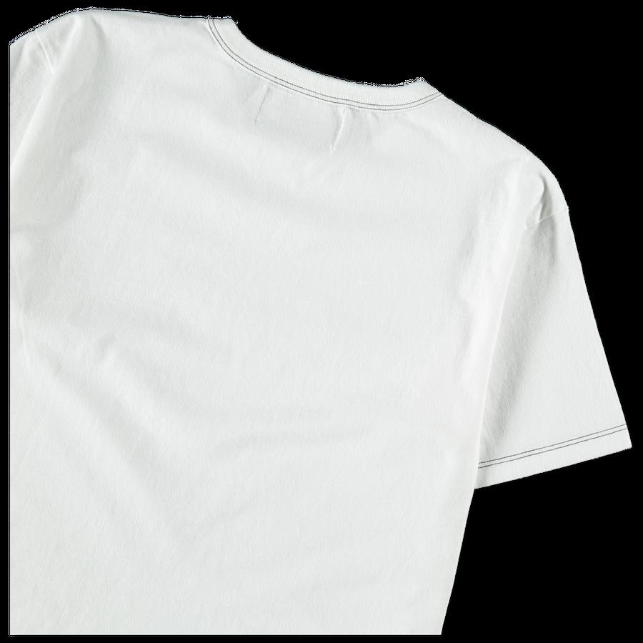 Contrast Stitch Logo T-Shirt