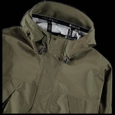 FR 3L Rain Coat